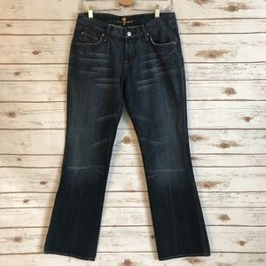 7 for all mankind Pink A pocket Jeans Size 31